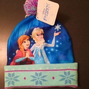 Disney frozen Girls winter hat